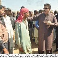 Raja Ashfaq Sarwar Kasur Visit
