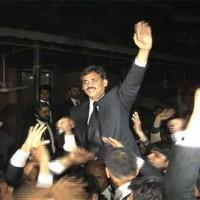 Rana Zia, President Plected