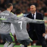 Real Madrid's