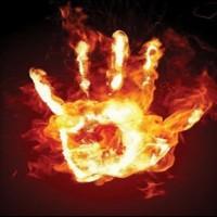 Sargodha Woman Burning