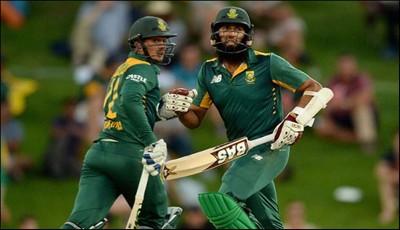 South Africa Won