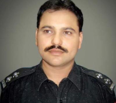 Syed Saqlain Bukhari