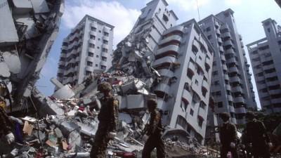 Taiwan Earthquakes