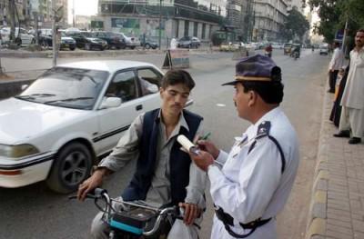 Traffic Police Chalan