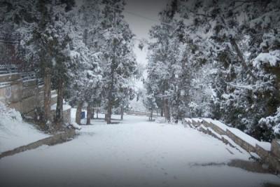 Ziarat Snow