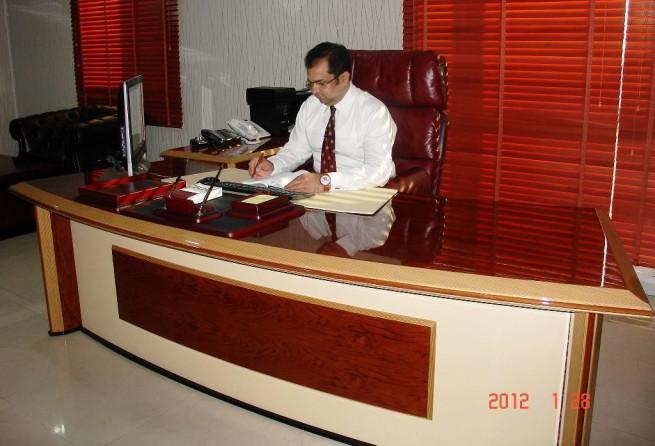 Dr. Ali Abbas Shah