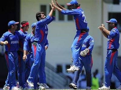 Afghan cricket team