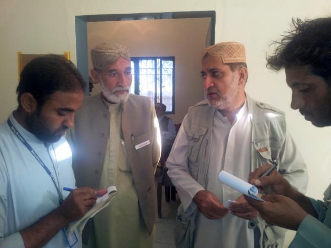 Akhter Jan Conference