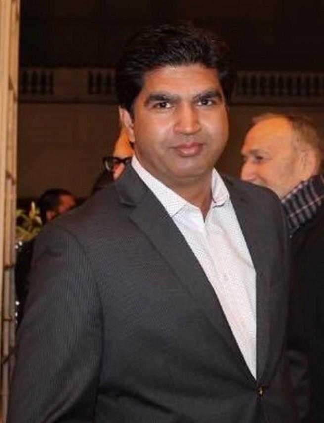 Ashfaq Chaudhry
