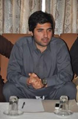 Aziz Ullah Khan District Nazim DIK