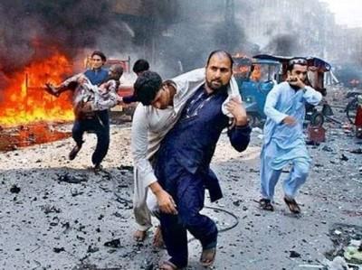 Blast Gulshan-e-Iqbal Park Lahore