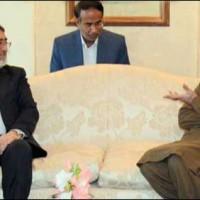 Chaudhry Nisar Ali Khan Meeting