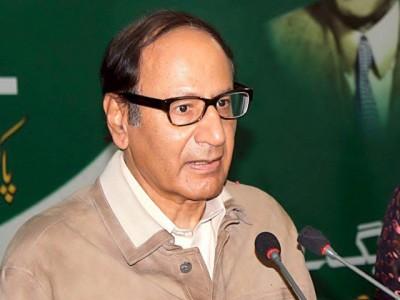 Chaudhry Shujaat Hussain