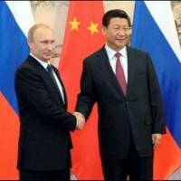 China on Russia