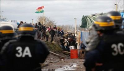 France Refugee Camp