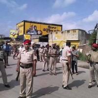 Gujarat Scurity Alert