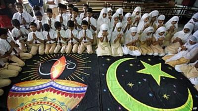 Hindus and Muslims
