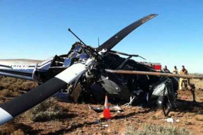 Iran Helicopter Crash