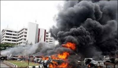 Iraq Blast 60 killed