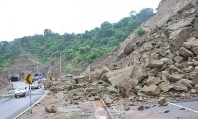 Jammu and Kashmir, Lndslides