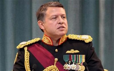 Jordanian King Abdullah