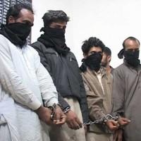 Lahore Terrorist Arrested