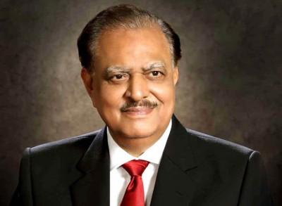 Mamnoon Hussain