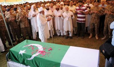Martyred of Operation Zarb-e- Azb