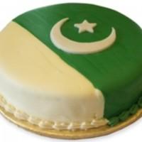 Multan Pakistan Day Cake