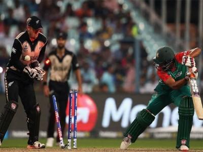 New Zealand vs Bangladesh