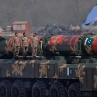 Nuclear Pakistan 'Parade'