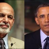 OBAMA Ashraf Ghani