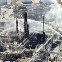 Oil Refinery Explosion