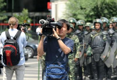 Overseas Journalists