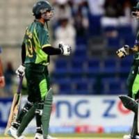Pakistan Against, Sri Lanka, Warm Up Match