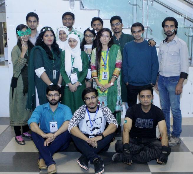 Pakistan Day Celebrations