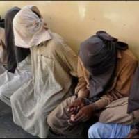 Peshawar Arrested