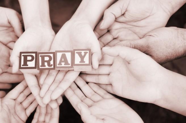 Pray love