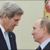 Putin John Kerry meeting