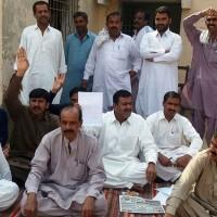 Revenue Mulazimen, Protest
