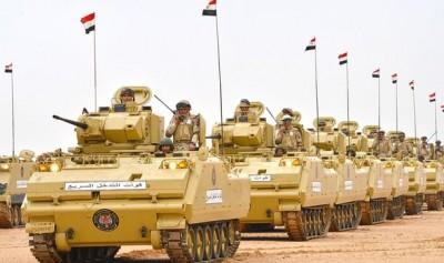 Saudi-led 20-Nation Military Exercise