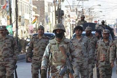 Security Agencies Operation