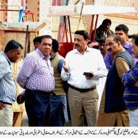 Shah Faisal Zone DMC Korani Karachi Metric Examination Centers Cleaning