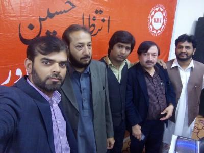 Shoaib Mairza syed Badar Saeed