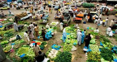 Sunday Markets Vegetables