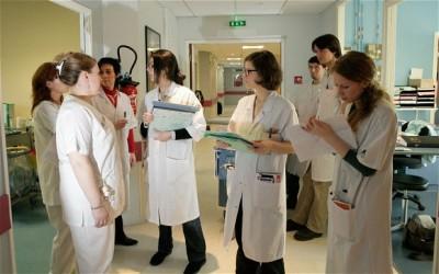 Trainee doctors