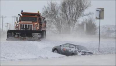 US Snowfall