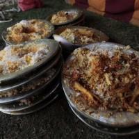 Weddings Food Discarded