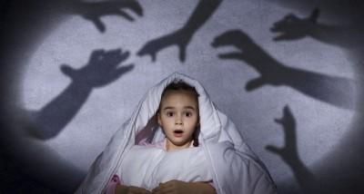 kids scared