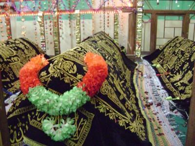 Mazar Hazrat Hafiz-ul-Milllat